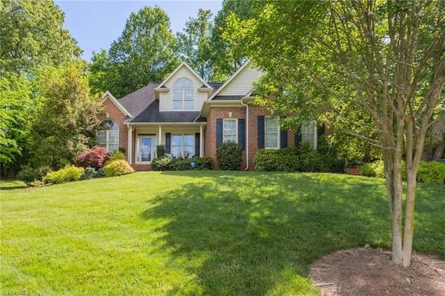 208 Pearce Drive, Jamestown, NC 27282 (MLS #1022992) :: Ward & Ward Properties, LLC