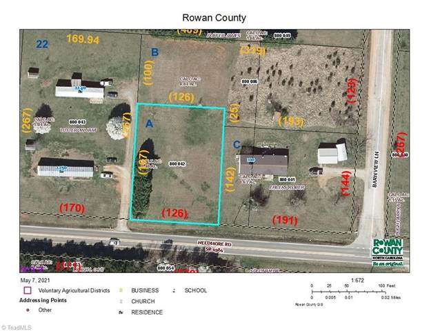 2236 Needmore Road, Woodleaf, NC 27054 (MLS #1022994) :: Team Nicholson