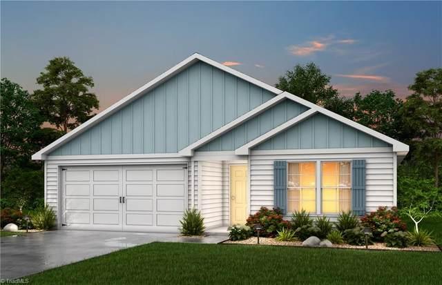 6013 Ferguson Creek Drive, Liberty, NC 27298 (MLS #1022997) :: Berkshire Hathaway HomeServices Carolinas Realty