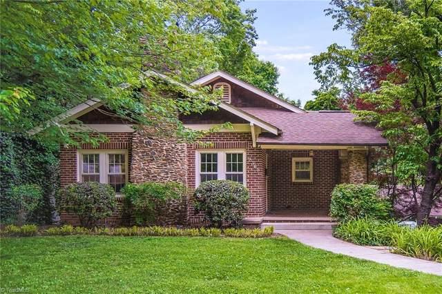 2365 Lyndhurst Avenue, Winston Salem, NC 27103 (MLS #1023010) :: EXIT Realty Preferred
