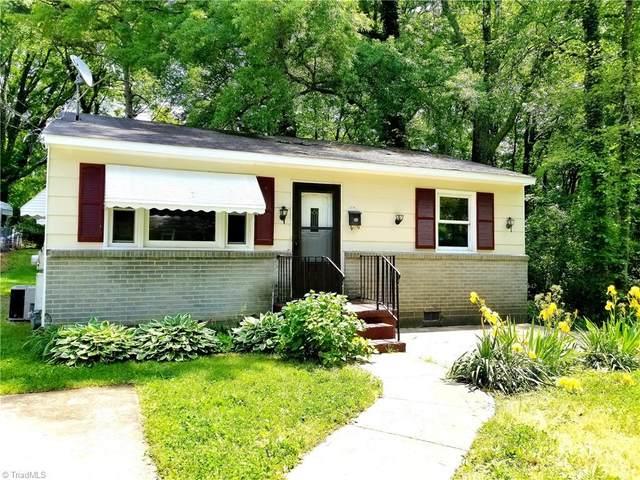 314 Shaw Street, Greensboro, NC 27401 (MLS #1023014) :: Berkshire Hathaway HomeServices Carolinas Realty