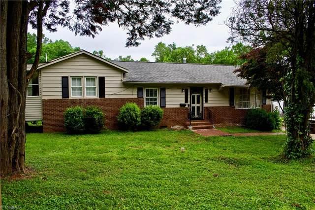 2101 Gerald Street, Winston Salem, NC 27102 (MLS #1023018) :: Berkshire Hathaway HomeServices Carolinas Realty