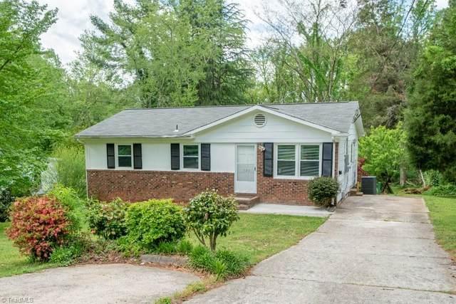 523 Kyle Road, Winston Salem, NC 27104 (MLS #1023025) :: Berkshire Hathaway HomeServices Carolinas Realty