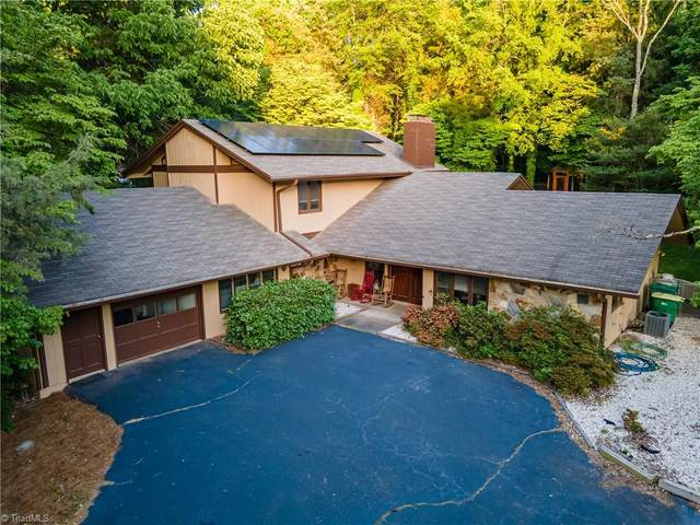 7610 Lasater Road, Clemmons, NC 27012 (#1023045) :: Premier Realty NC