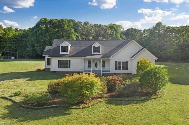 7146 Antioch Church Road, Seagrove, NC 27341 (MLS #1023068) :: Berkshire Hathaway HomeServices Carolinas Realty