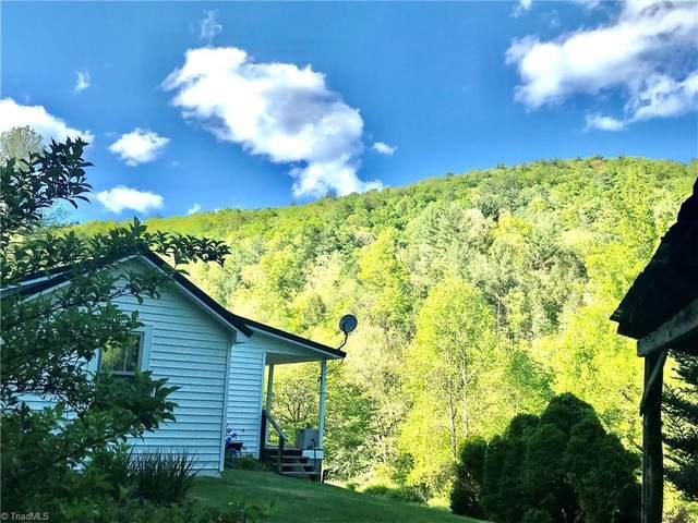 8393 Old Nc Highway 16, Millers Creek, NC 28651 (MLS #1023069) :: Ward & Ward Properties, LLC