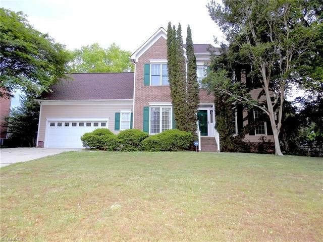 5618 Tradd Drive, Greensboro, NC 27455 (MLS #1023082) :: Berkshire Hathaway HomeServices Carolinas Realty