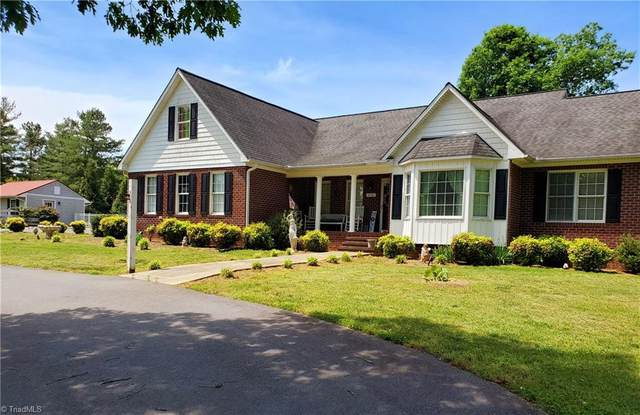 2100 Garren Town Road, Asheboro, NC 27205 (MLS #1023089) :: Berkshire Hathaway HomeServices Carolinas Realty