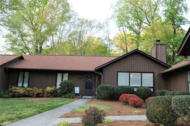 2513 #A Cottage Place, Greensboro, NC 27455 (MLS #1023125) :: Berkshire Hathaway HomeServices Carolinas Realty