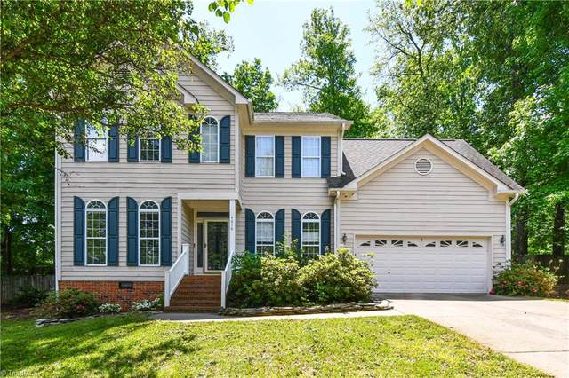 4016 Preswick Court, High Point, NC 27265 (MLS #1023131) :: Berkshire Hathaway HomeServices Carolinas Realty