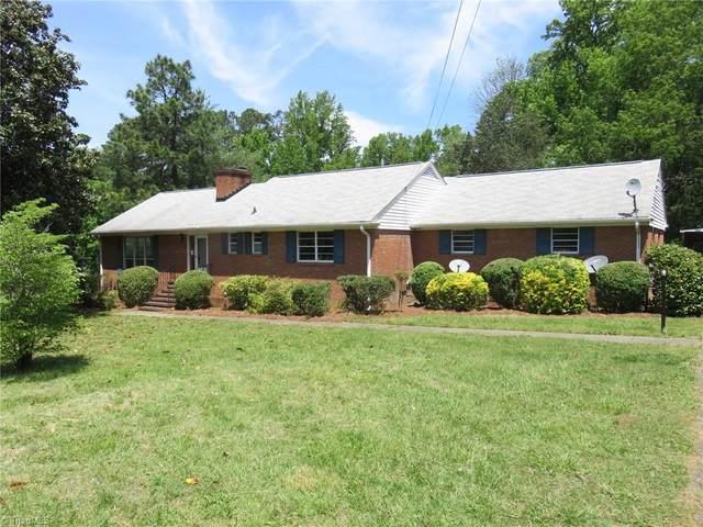 5908 Arcadia Drive, Greensboro, NC 27410 (MLS #1023141) :: Berkshire Hathaway HomeServices Carolinas Realty