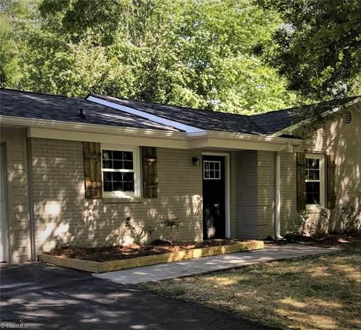 106 Partridge Lane, King, NC 27021 (MLS #1023148) :: Berkshire Hathaway HomeServices Carolinas Realty