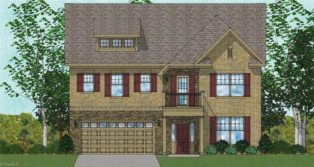 407 Freemont Drive, Thomasville, NC 27360 (MLS #1023151) :: Berkshire Hathaway HomeServices Carolinas Realty