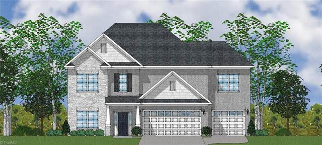 409 Freemont Drive, Thomasville, NC 27360 (MLS #1023152) :: Berkshire Hathaway HomeServices Carolinas Realty