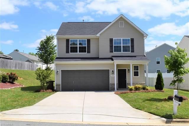 3529 Bruin Road, Greensboro, NC 27405 (MLS #1023157) :: Berkshire Hathaway HomeServices Carolinas Realty