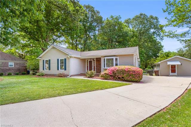 3 Pepper Hill Court, Greensboro, NC 27407 (MLS #1023160) :: Berkshire Hathaway HomeServices Carolinas Realty