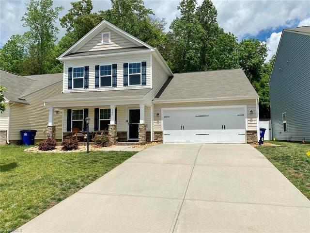 347 Inlet Place Drive, Winston Salem, NC 27127 (MLS #1023161) :: Berkshire Hathaway HomeServices Carolinas Realty