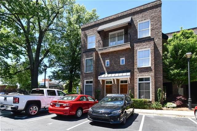622 Elm Street, Greensboro, NC 27401 (MLS #1023172) :: Team Nicholson
