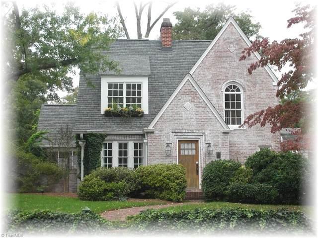 2321 Kirkpatrick Place, Greensboro, NC 27408 (MLS #1023180) :: Lewis & Clark, Realtors®