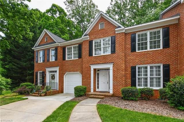 11 Park Village Lane B, Greensboro, NC 27455 (MLS #1023205) :: Ward & Ward Properties, LLC