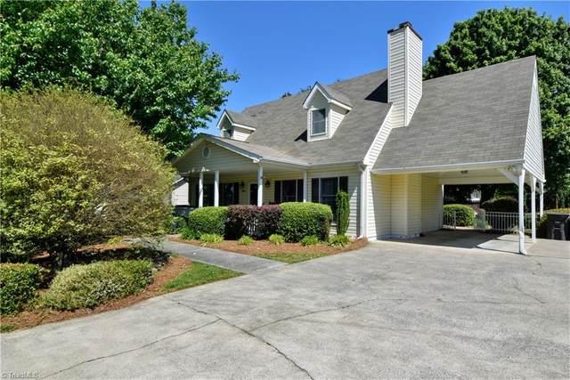 4305 Oak Glen Drive, Winston Salem, NC 27107 (#1023215) :: Premier Realty NC