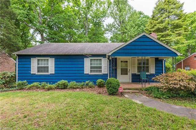 1336 Brookwood Drive, Winston Salem, NC 27106 (MLS #1023258) :: Greta Frye & Associates | KW Realty Elite