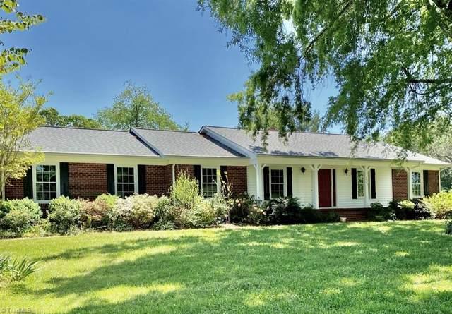 135 Palomino Drive, Salisbury, NC 28146 (MLS #1023269) :: Team Nicholson