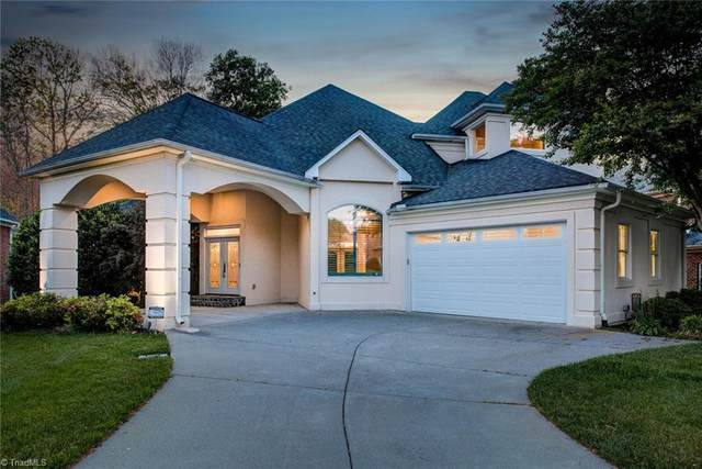 1020 Muirfield Avenue, Clemmons, NC 27012 (MLS #1023273) :: Berkshire Hathaway HomeServices Carolinas Realty