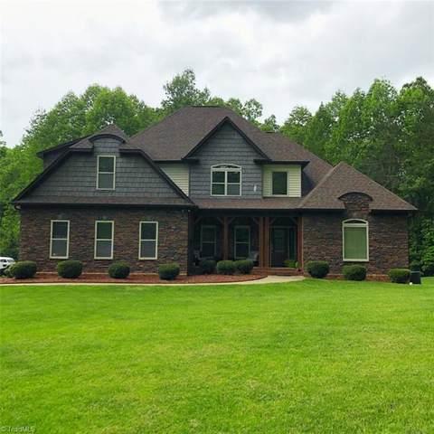 137 Elrica Lane, Mocksville, NC 27028 (MLS #1023289) :: Lewis & Clark, Realtors®