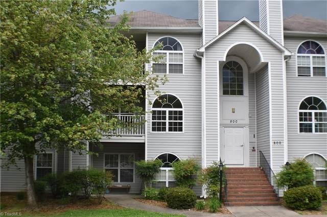 824 Rivertree Lane, Winston Salem, NC 27103 (MLS #1023291) :: Team Nicholson