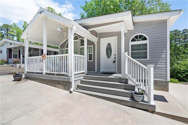 157 Club House Drive, New London, NC 28127 (MLS #1023294) :: Berkshire Hathaway HomeServices Carolinas Realty