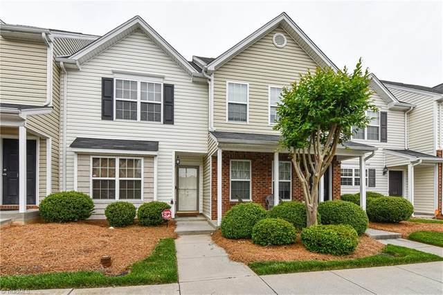 109 Breezeway Lane, Greensboro, NC 27405 (MLS #1023297) :: Greta Frye & Associates | KW Realty Elite