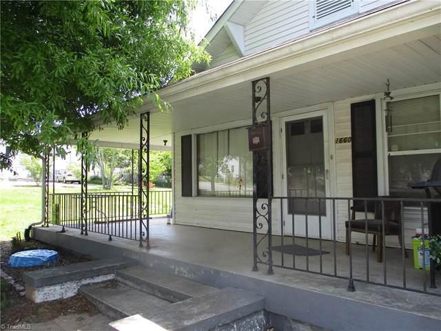 1660 Mansfield Street, Winston Salem, NC 27107 (MLS #1023348) :: Team Nicholson