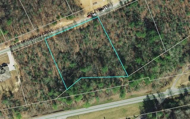 TBD Blue Mountain Drive, Wilkesboro, NC 28697 (MLS #1023380) :: Team Nicholson