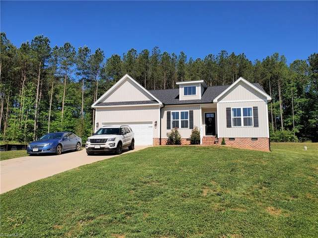 471 Swicegood Farms Lane, Linwood, NC 27299 (#1023394) :: Premier Realty NC