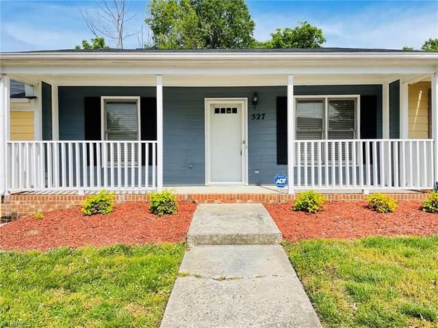 527 Mystic Drive, Greensboro, NC 27406 (MLS #1023412) :: Lewis & Clark, Realtors®