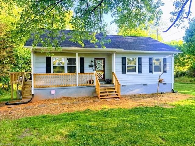 1502 Suncrest Orchard Road, North Wilkesboro, NC 28659 (MLS #1023416) :: Ward & Ward Properties, LLC
