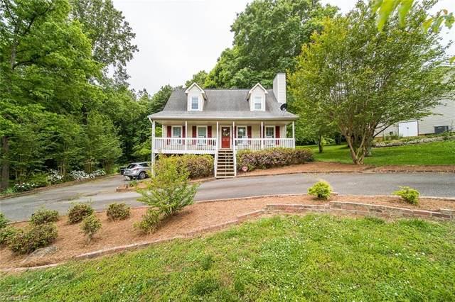 7130 Hunting Brook Court, Walkertown, NC 27051 (MLS #1023426) :: Greta Frye & Associates | KW Realty Elite