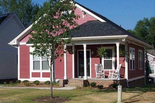 2126 Byrd Street, Greensboro, NC 27401 (MLS #1023432) :: Ward & Ward Properties, LLC