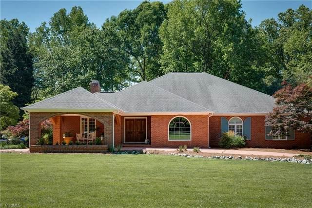 2307 Brandt Trace Farm Road, Greensboro, NC 27455 (MLS #1023433) :: Team Nicholson
