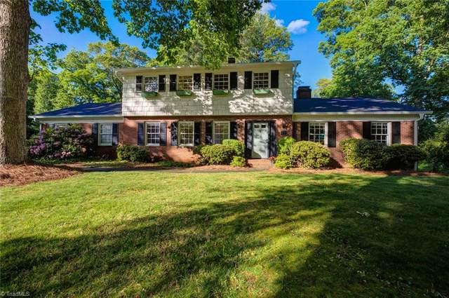 711 Hertford Road, Winston Salem, NC 27104 (MLS #1023441) :: Greta Frye & Associates | KW Realty Elite