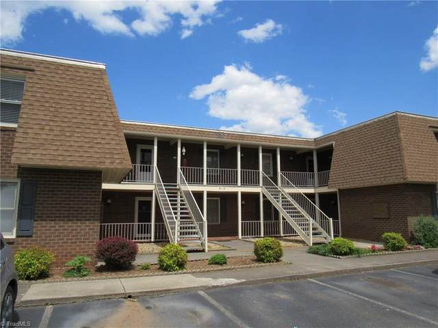 310 Windsor Manor Way A, Kernersville, NC 27284 (MLS #1023462) :: Team Nicholson
