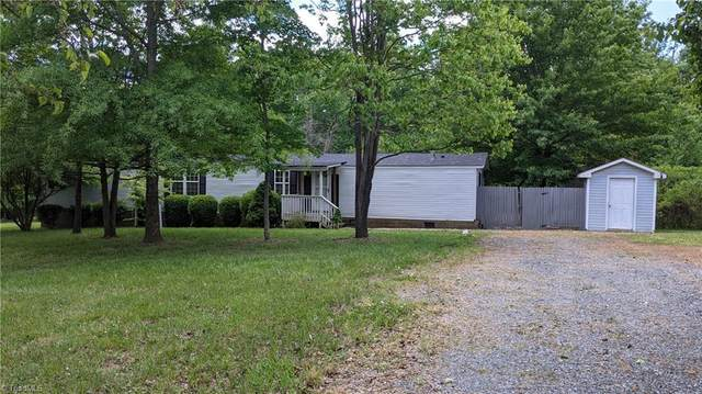 180 Steamboat Drive, Reidsville, NC 27320 (MLS #1023473) :: EXIT Realty Preferred
