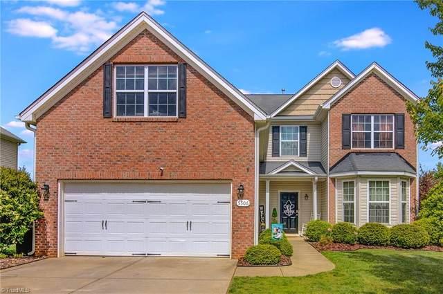 5506 Oakgate Drive, Greensboro, NC 27405 (MLS #1023483) :: Lewis & Clark, Realtors®