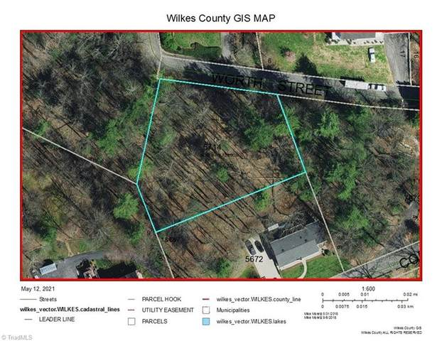 314 Coffey Avenue, North Wilkesboro, NC 28659 (#1023494) :: Mossy Oak Properties Land and Luxury