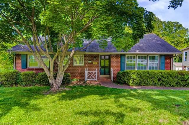 1211 Pinebluff Road, Winston Salem, NC 27103 (MLS #1023496) :: Greta Frye & Associates | KW Realty Elite