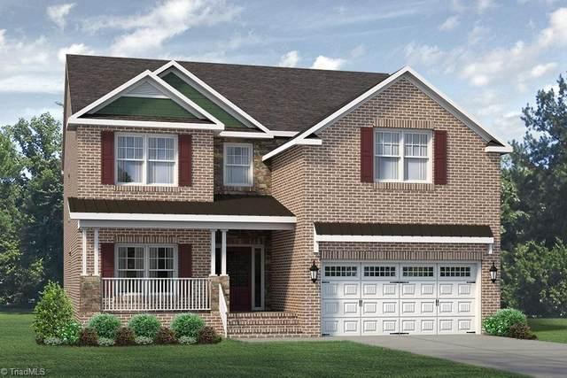 2673 Brooke Meadows Drive Lot 110, Browns Summit, NC 27214 (MLS #1023510) :: Berkshire Hathaway HomeServices Carolinas Realty
