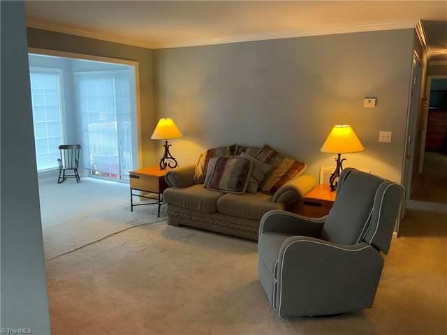 7522 Riverview Knoll Court #7522, Clemmons, NC 27012 (MLS #1023515) :: Greta Frye & Associates | KW Realty Elite