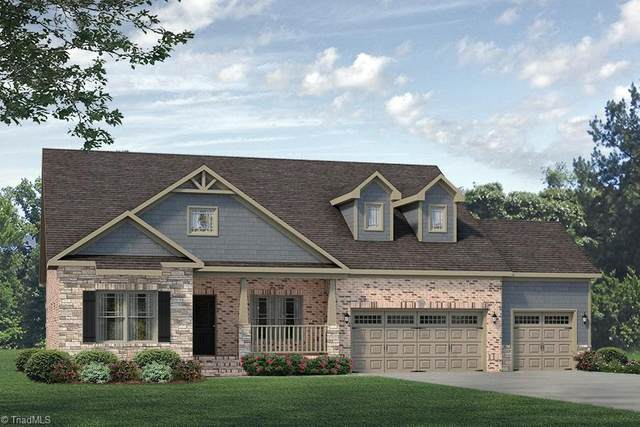 2496 Kaleigh Way Lot 109, Browns Summit, NC 27214 (MLS #1023518) :: Berkshire Hathaway HomeServices Carolinas Realty