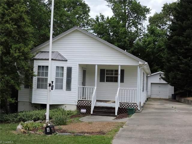 4 Magnolia Lane, Thomasville, NC 27360 (MLS #1023540) :: Team Nicholson
